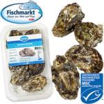Felsenaustern    mit Setzlingen aus einer MSC-zertifizierten Fischerei, Aquakultur, Niederlande jede 6er-Schale