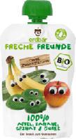 Quetschbeutel 100% Apfel, Banane, Spinat & Gurke ab 1 Jahr