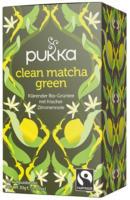 """Kräutertee """"Clean Matcha Green"""""""