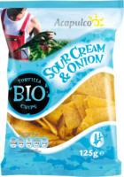 "Tortilla-Chips ""Sour Cream & Onion"""