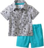 Newborn-Hemd und Shorts