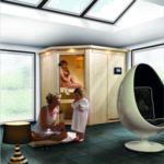 Karibu Plug & Play Sauna Saja