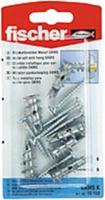 Fischer Gipskartondübel Metall mit Schraube