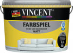 Vincent Wand- & Deckencolor Farbspiel, Sonnenhut, matt, 2,5 L