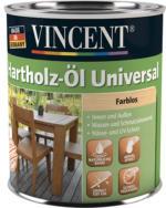 Vincent Hartholz-Pflegeöl farblos