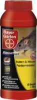 Bayer Garden Ratten- & Mäuse-Portionsköder 250 g