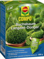 Compo Buchsbaum Dünger mit Langzeit-Effekt, 850 g
