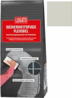Lugato Sicherheitsfuge, flexibel silbergrau 5kg
