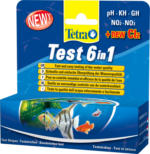 Tetra Test 6in1, 25 St.