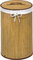 Wäschekorb, Bambus