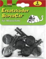 Ersatzköder für Mausefalle