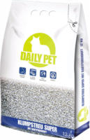 DailyPet Katze Katzenstreu Super, 12 kg