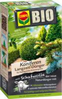 Compo BIO Koniferendünger Langzeit mit Schafwolle, 750 g