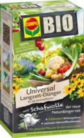 Compo BIO Universaldünger Langzeit mit Schafwolle, 2 kg