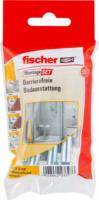 Fischer Flachbildschirm-Montage-Set B DE