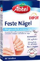 Feste Nägel Depot Tabletten