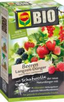 Compo BIO Beerendünger Langzeit mit Schafwolle, 0,75 kg