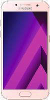 Smartphones - Samsung Galaxy A3 (2017) 16 GB Peach Cloud