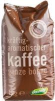 Dennree Röstkaffee Bohne 1kg Packung