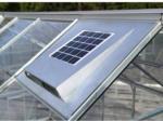 Vitavia Solar-Dachventilator Solarfan, 600x544 mm