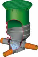 Garantia Filter Supra extern für Erdtanks