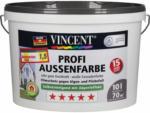 Vincent Profi Aussenfarbe 10 L