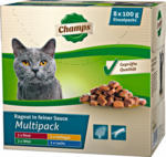Champs Katzenfutter Mulipack Mix, 8x100 g