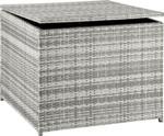 Kissenbox-Modul Portofino, grau bicolor