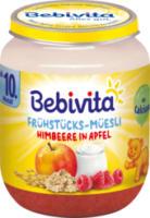 Frühstücks-Müsli Himbeere in Apfel ab 10. Monat