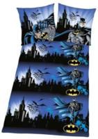 """Microfaser-Bettwäsche """"Batman"""""""