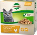 Champs Katzenfutter Geflügel, 8x100 g