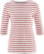 """Damen Shirt """"rot-weiß"""""""