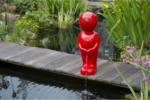 Ubbink Wasserspeier Boy III, groß, rot