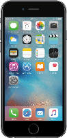 Apple iPhone 6 32 GB Spacegrau