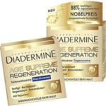 Diadermine Age Supreme Regeneration Tages-/Nachtcreme, Super Boost oder Augencreme, jede 50/40/15-ml-Packung