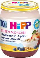 Frucht & Joghurt Guten Morgen Blaubeere in Apfel-Joghurt-Müsli ab 10. Monat
