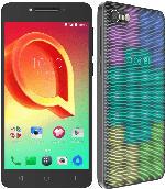 Smartphones - Alcatel A5 LED 5085D 16 GB Schwarz Dual SIM