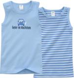 2 Baby-Unterhemden
