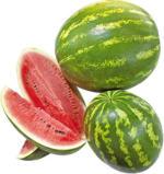 Spanien Wassermelonen kernarm,  je 1 kg