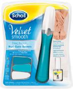Velvet Smooth Elektrische 3-Schritt-Nagelpflege