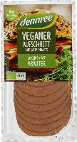 """Veganer Aufschnitt """"Kräuter-Schinken-Art"""""""