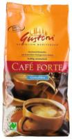 Gustoni Café forte, kräftig-aromatisch gem. 500g Packung