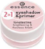 Eyeshadow 2in1 eyeshadow & primer pink 02