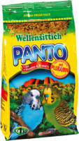 Panto Wellensittichfutter 1,0 kg mit Pluramin