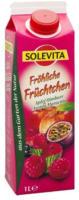 Solevita Fröhliche Früchtchen Apfel-Himbeer-Aronia-Maracuja