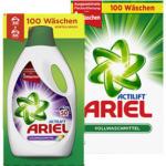 Ariel Waschmittel 100/90 Waschladungen versch. Sorten, jede Packung