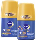 Nivea Sun Roller LSF 50+ Schutz & Pflege versch. Sorten, jeder 50-ml-Roller