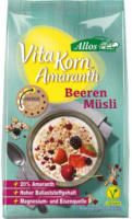 "Amaranth-Müsli ""Vita Korn Beeren"""