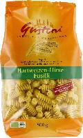 "Hartweizen- Hirse-Nudeln ""Fusilli"""