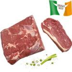 Frisches Irisches Rinderroastbeef oder Rumpsteaks je 100 g